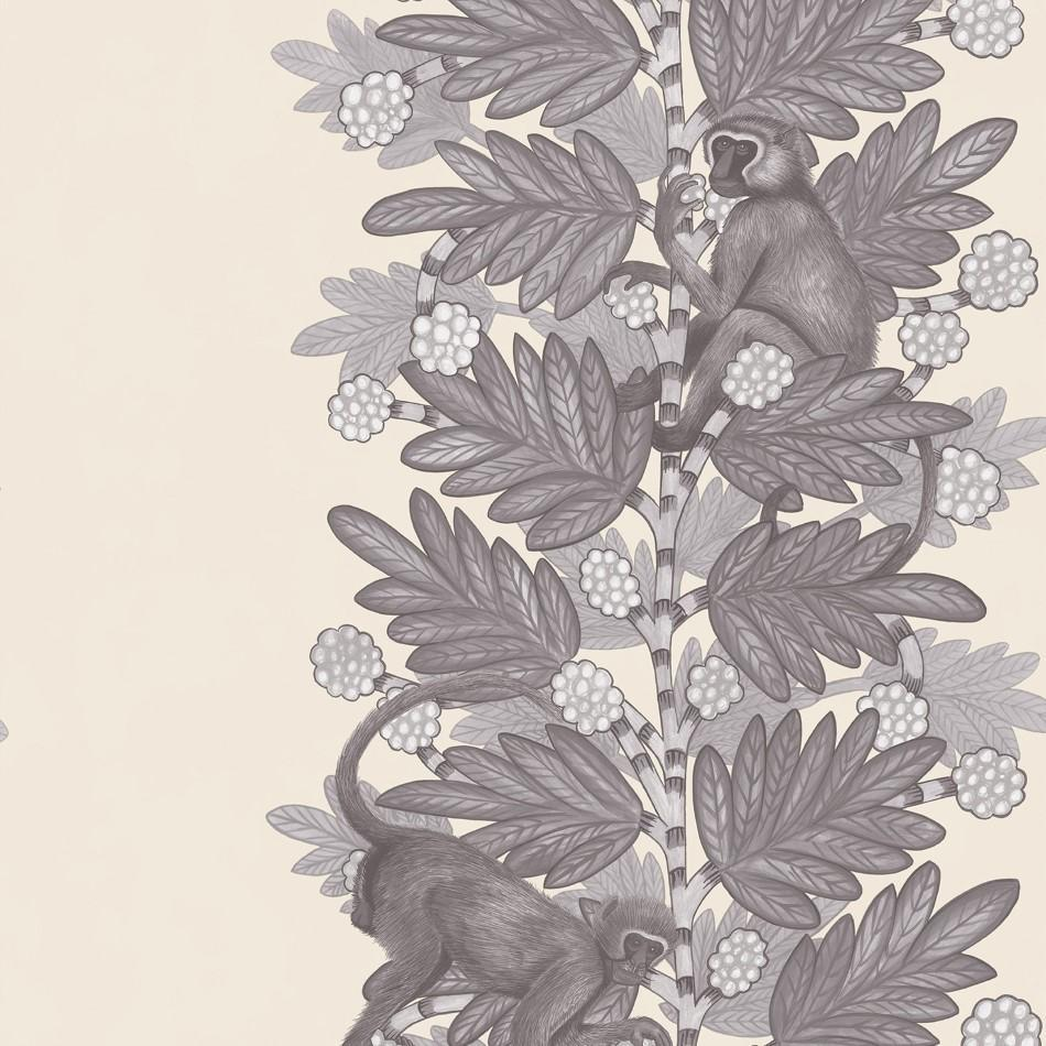 Cole and Son Wallpapers Ardmore Grey Acacia Wallpaper