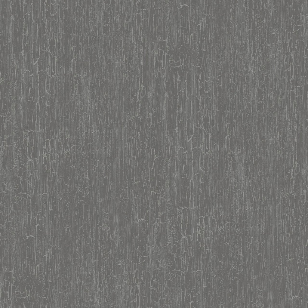 Cole and Son Wallpapers Curio Charcoal Black Crackle Wallpaper