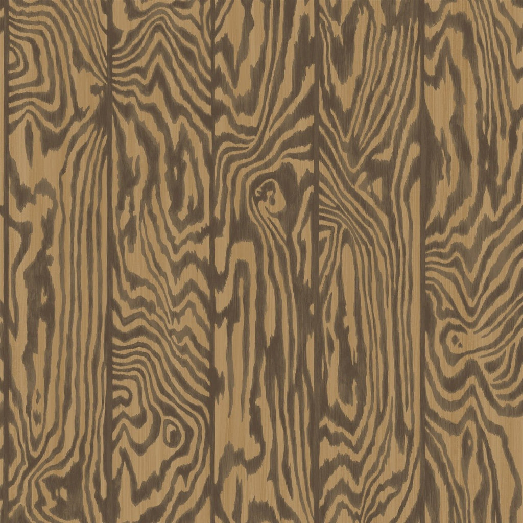 Cole and Son Wallpapers Curio Tan Zebrawood Wallpaper