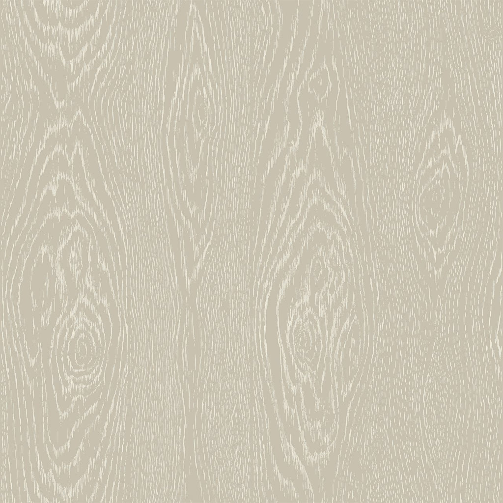 Cole and Son Wallpapers Curio Taupe Wood Grain Wallpaper