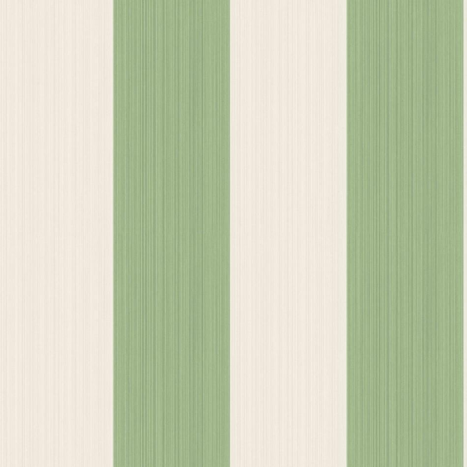 Cole and Son Wallpapers Marquee Green Jaspe Stripe Wallpaper