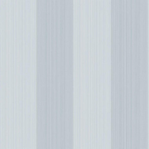 Cole and Son Wallpapers Marquee Pale Blue Jaspe Stripe Wallpaper