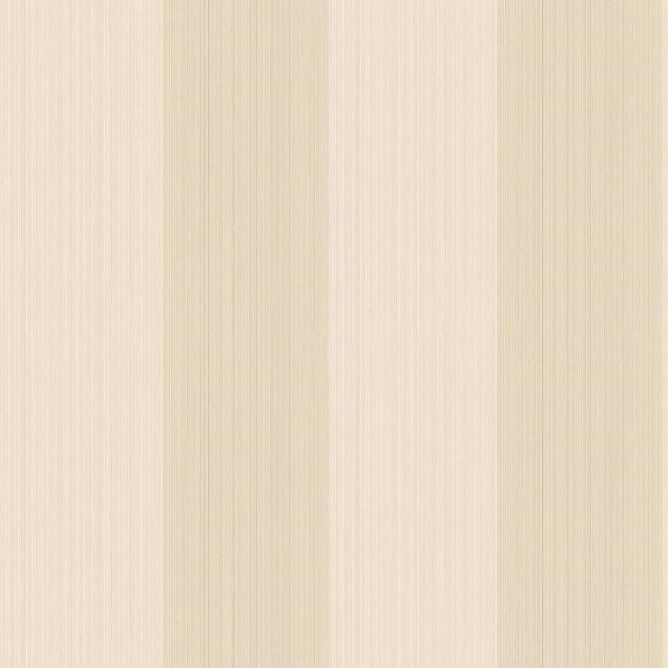 Cole and Son Wallpapers Marquee Parchment Jaspe Stripe Wallpaper