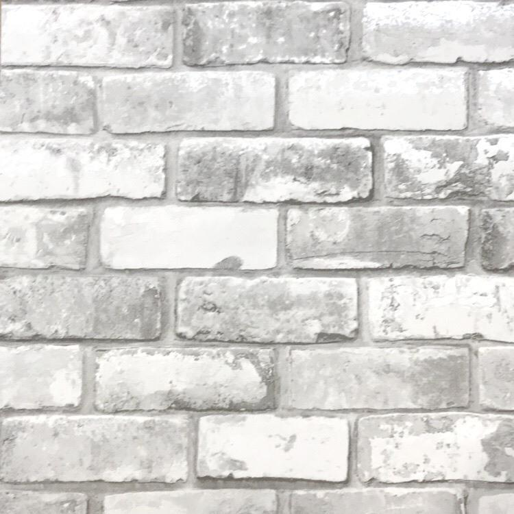 White Grey Brick Wallpaper Amazing Grey Pattern Wallpaper