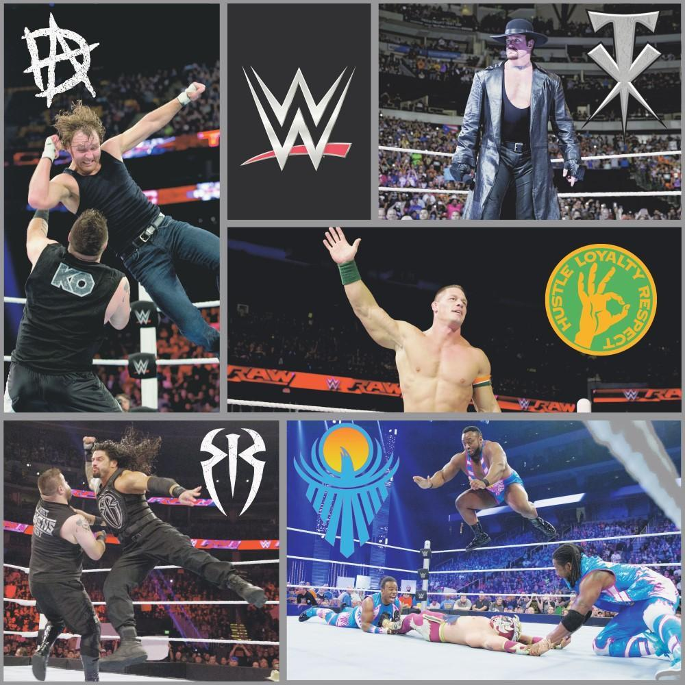 Debona Wallpapers WWE Wrestling Wallpaper WP4