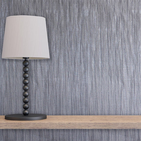 Fine Decor Wallpapers Milano Grey / Silver Texture Wallpaper