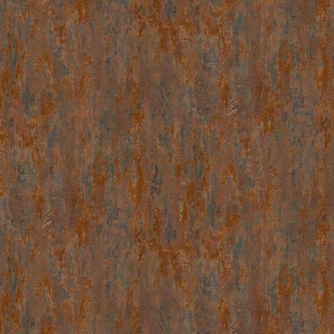 Havana Copper Texture Wallpaper