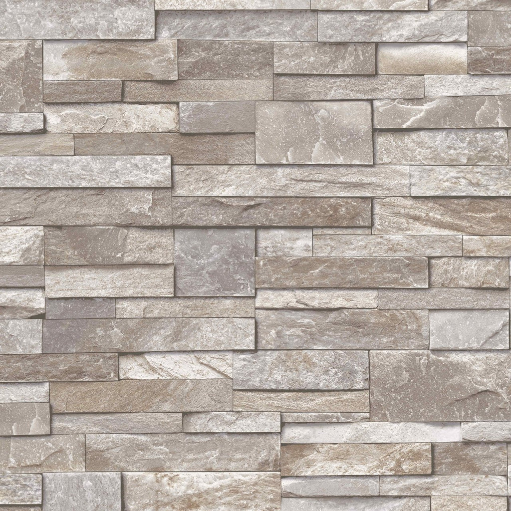 Ideco Wallpapers Ideco Natural Stone Wallpaper