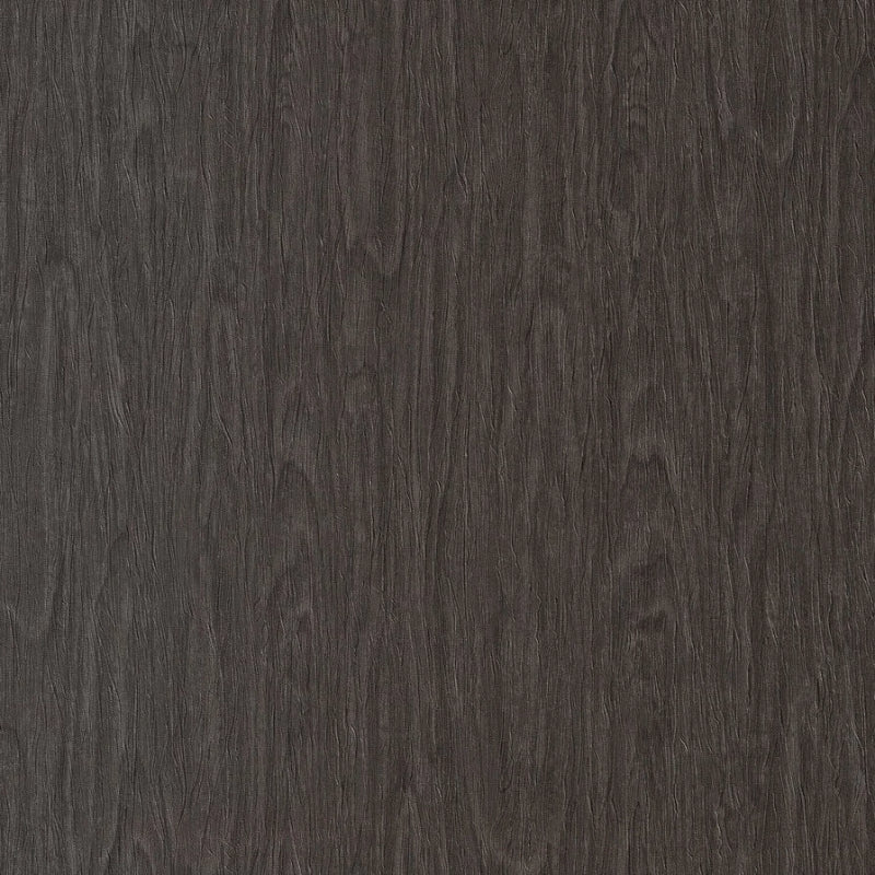 Versace Charcoal Wood Grain Texture Wallpaper