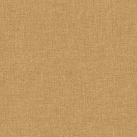 Versace Gold Linen Texture Wallpaper