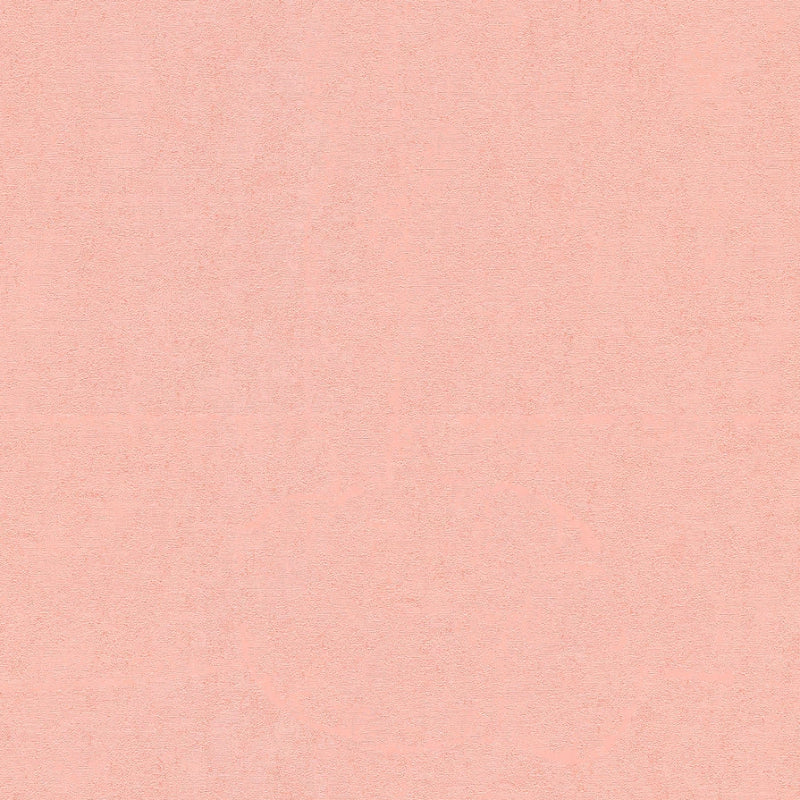 Versace Pink Distressed Texture Wallpaper