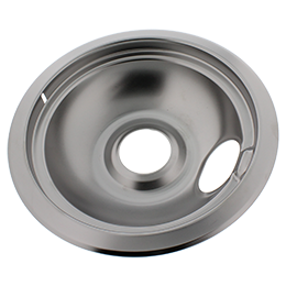 "CC300 - 6"" Standard Slotted Bowl Pan"