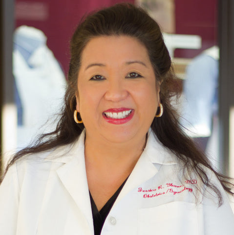 Picture of Dr. Jessica Morano, founder of Vibrance