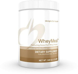 Designs For Health WheyMeal Vanilla Powder - PD Labs