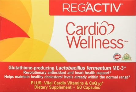 Reg'Activ Cardio Wellness - PD Labs