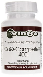 Co Q Complete 400mg 30CT - PD Labs