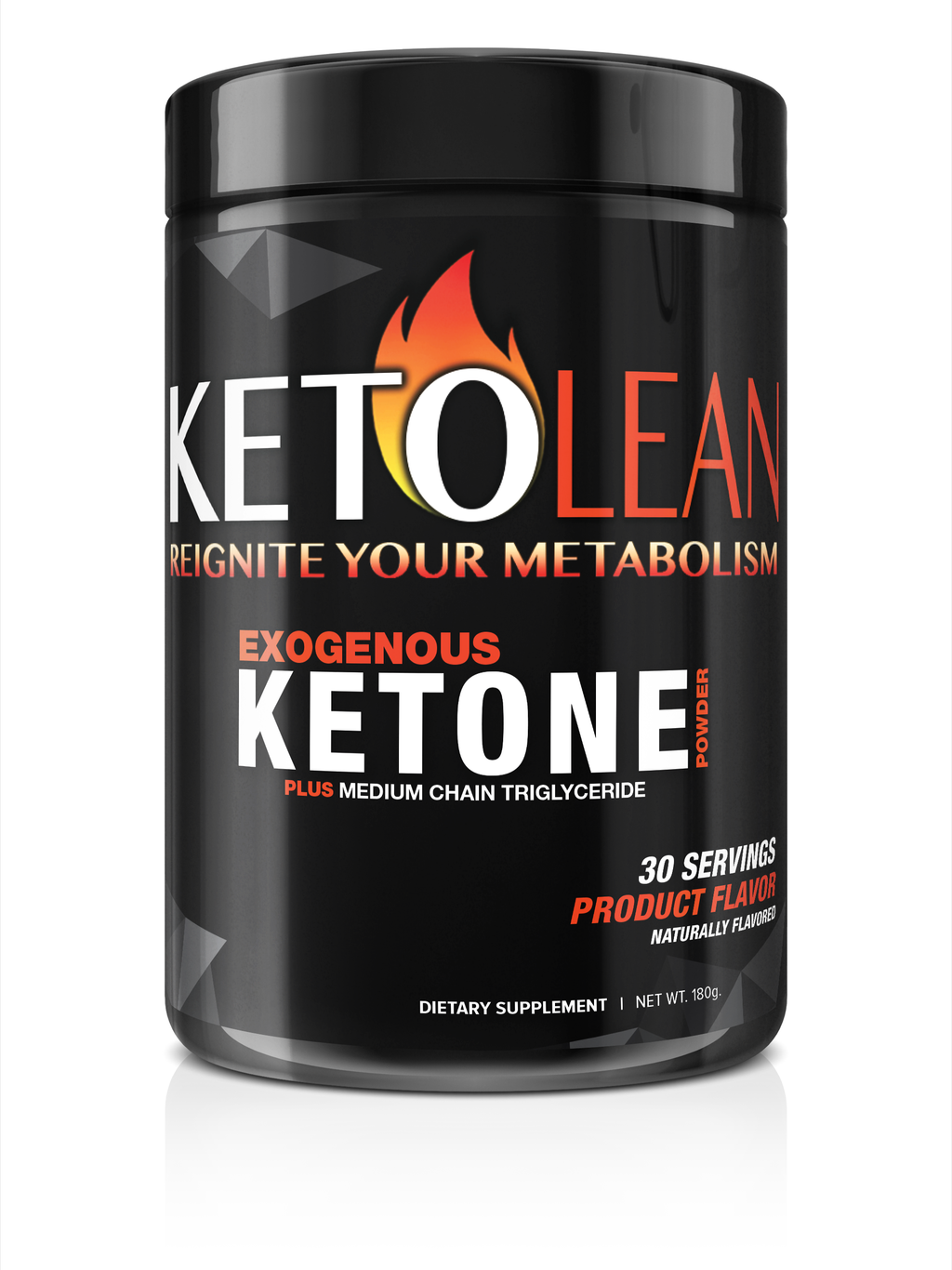 KetoLean Ketone Powder - PD Labs