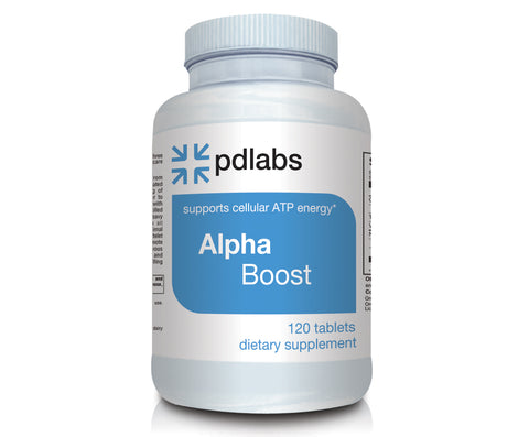 PD Labs Alpha Boost