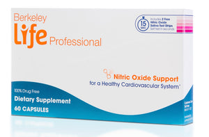 Berkeley Life Nitric Oxide Support Capsules