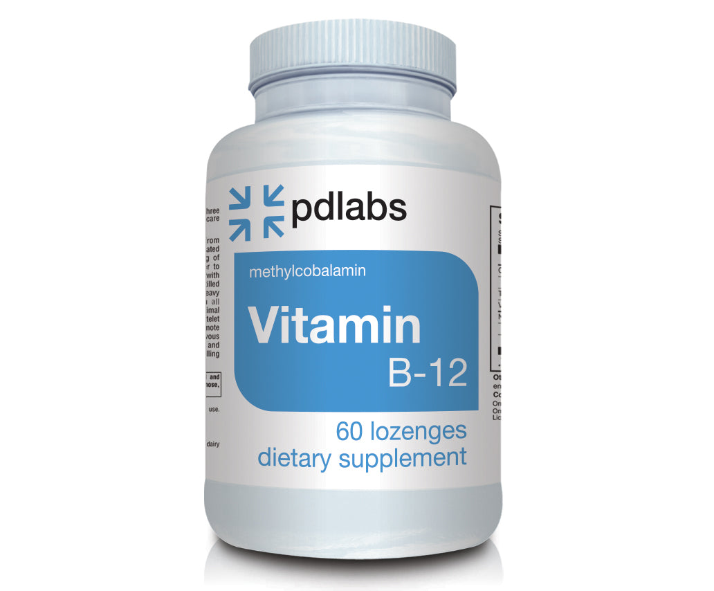 * PD Labs Vitamin B-12
