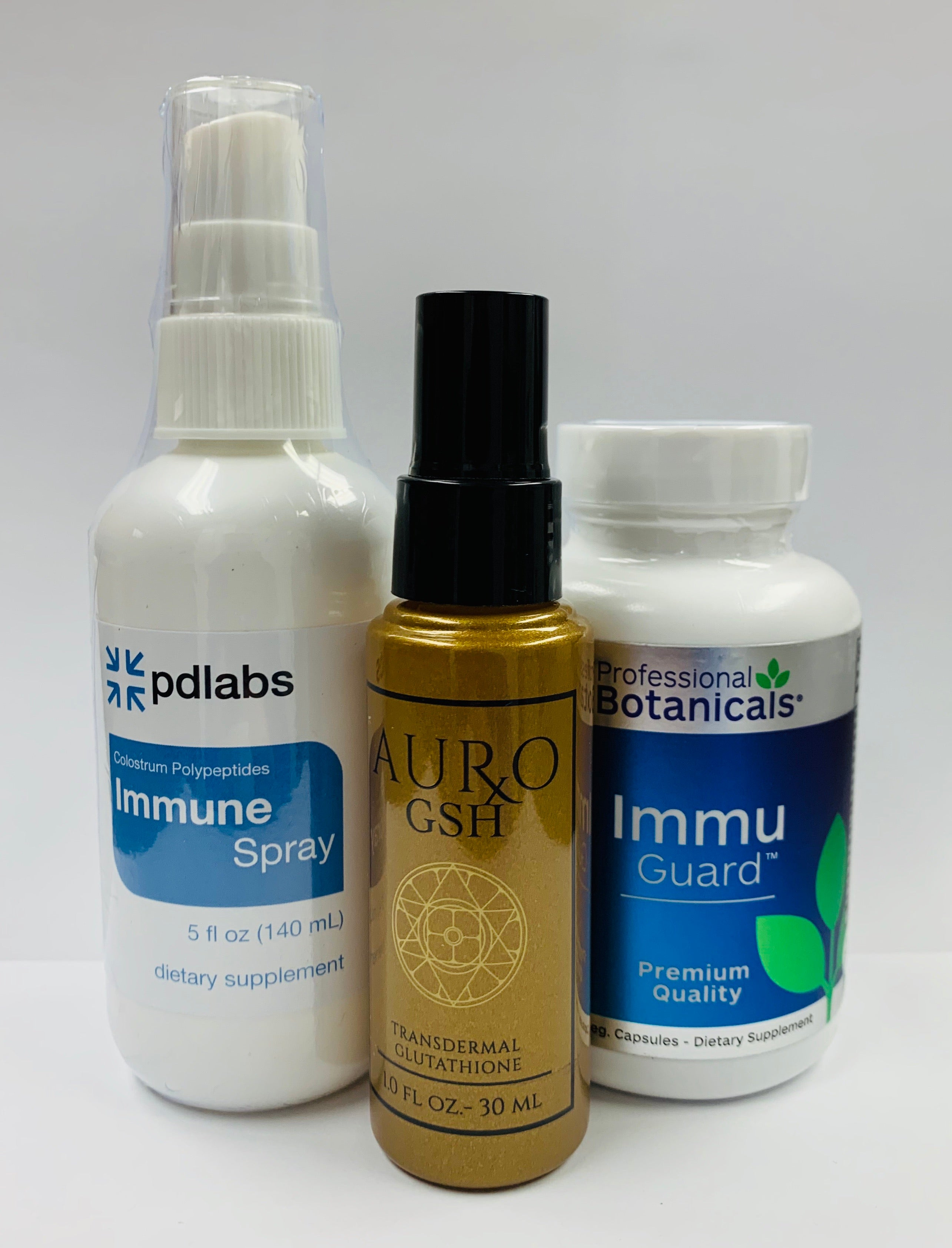 Flu and Immune Support Kit
