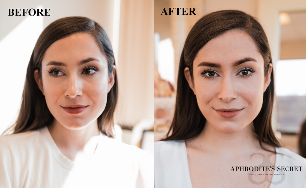 Microblading or Ombre will look great on you!