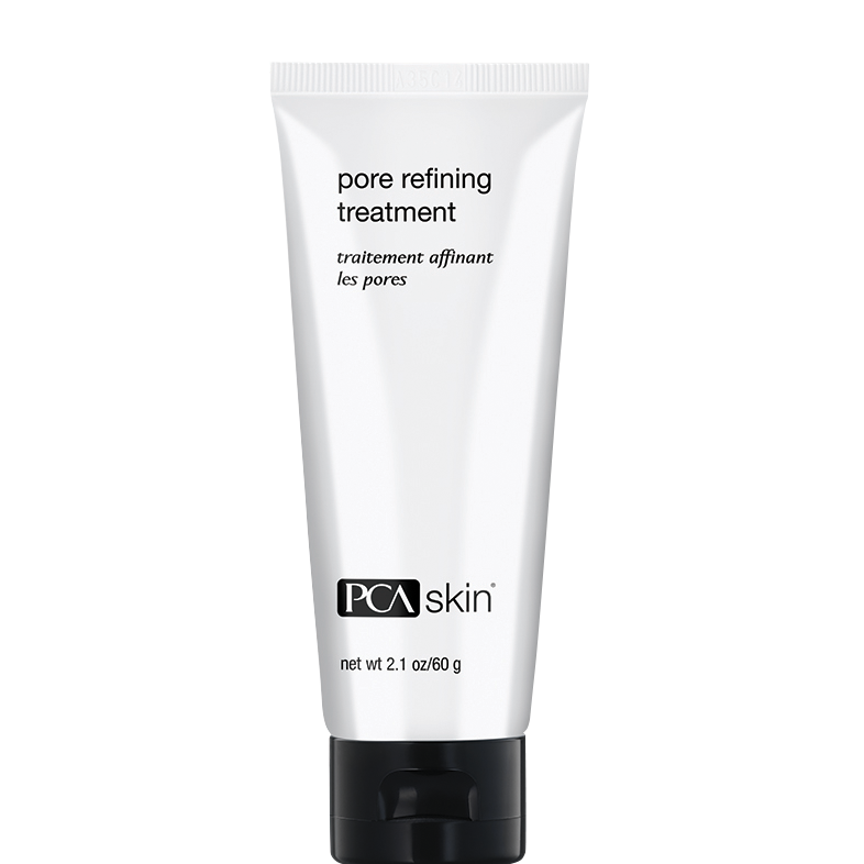 PCA Pore Refining Treatment