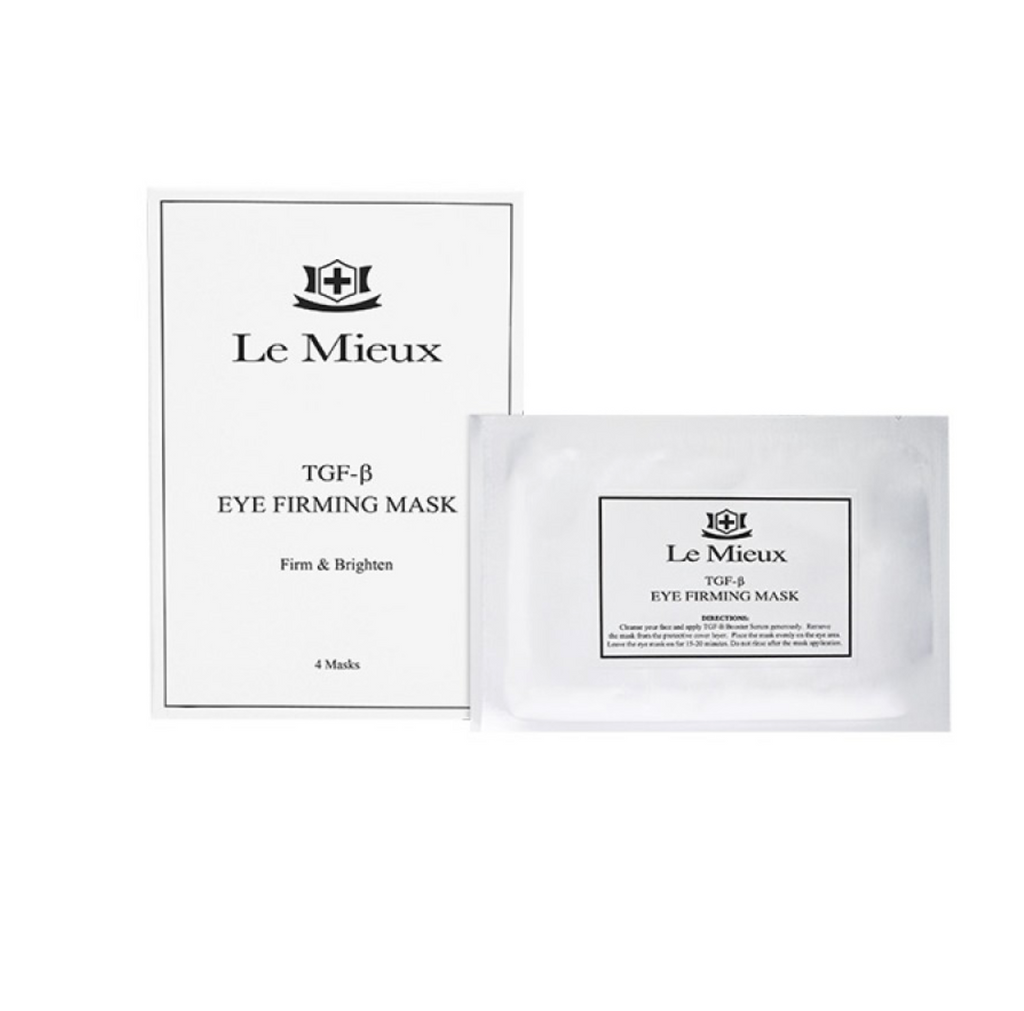 Le Mieux TGF-B Eye Firming Mask