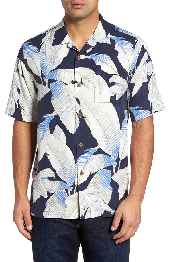 Tommy Bahama Original Fit Cascara Fronds Camp Shirt