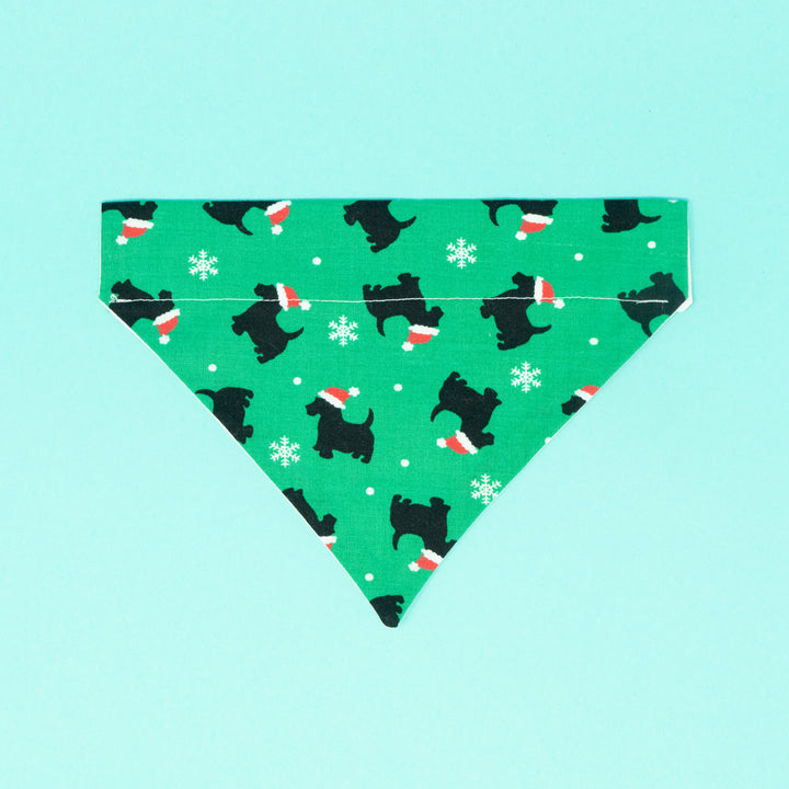 Christmas Pups Dog Bandana - The Woof Warehouse