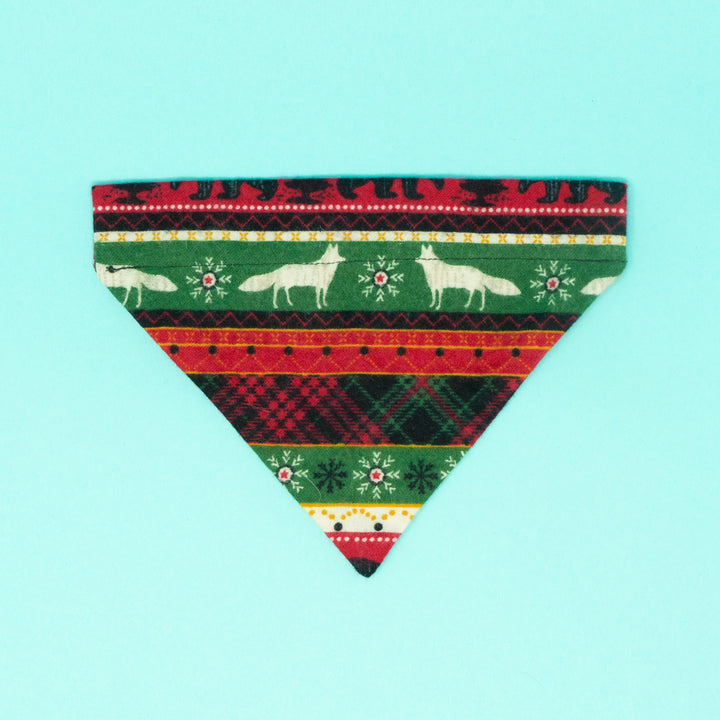 Woodland Animals Dog Bandana - The Woof Warehouse