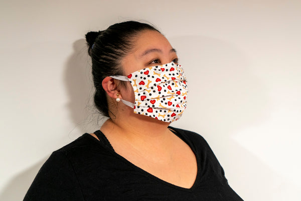Face Masks - The Woof Warehouse