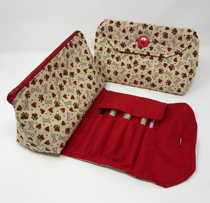 Cosmetic Bags - The Woof Warehouse