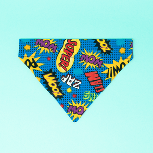 Super Pup Dog Bandana - The Woof Warehouse