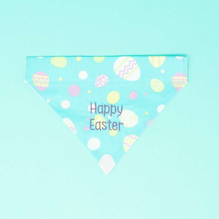 Happy Easter Dog Bandana - The Woof Warehouse