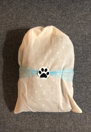 Cotton Bag Wrapping - The Woof Warehouse