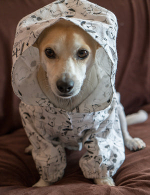 Dog Coat Pajamas - The Woof Warehouse