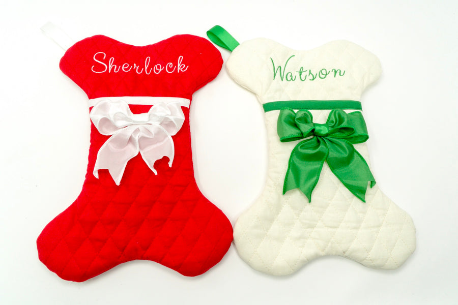 Dog Christmas Stocking