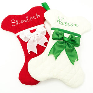 Dog Christmas Stocking - The Woof Warehouse