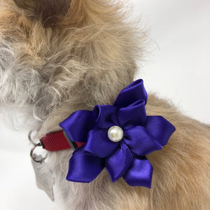 Ribbon Flowers - The Woof Warehouse