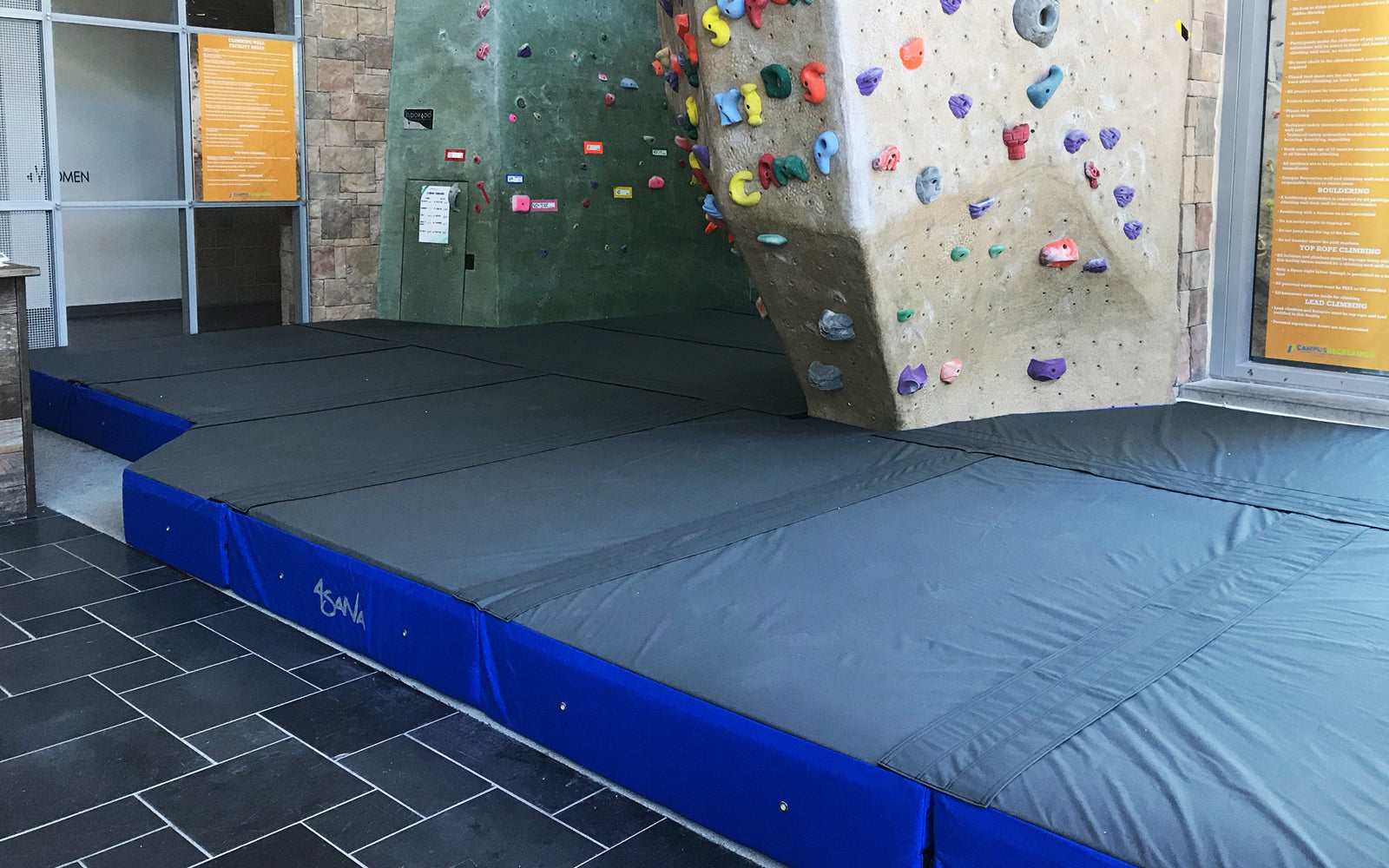 Asana Climbing - Everything Bouldering  Personal and Gym