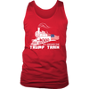 Trump Train Mens Tank