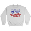 Survived Obama Crewneck