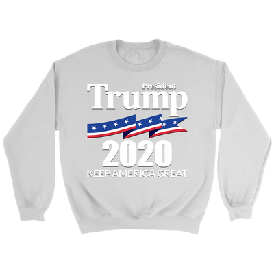 Keep America Great 2020 Crewneck