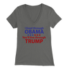 Survived Obama V-Neck