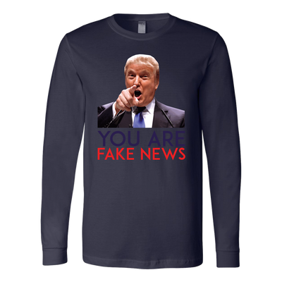 Fake News Long Sleeve