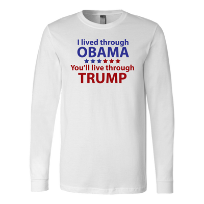 Survived Obama Long Sleeve