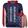 The MAGA Hoodie - Greater Half