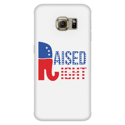Raised Right Phone Case