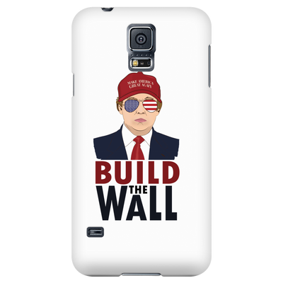 Build The Wall Phone Case